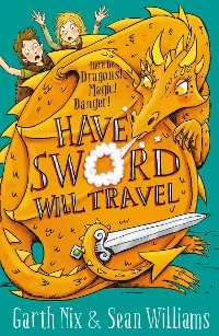 Cover Have Sword, Will Travel