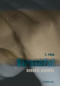 Cover Siratófal I. kötet