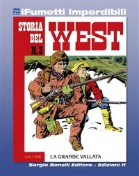 Cover Storia del West n. 3 (iFumetti Imperdibili)