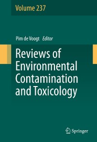 Cover Reviews of Environmental Contamination and Toxicology Volume 237