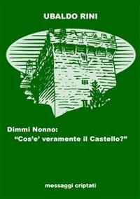 Cover Dimmi nonno: cos'e' veramente il castello?