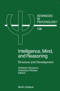 Cover Intelligence, Mind, and Reasoning
