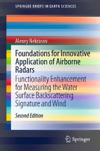 Cover Foundations for Innovative Application of Airborne Radars