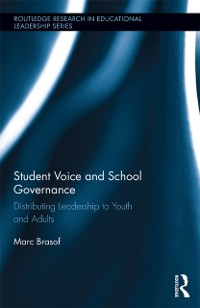 Cover Student Voice and School Governance