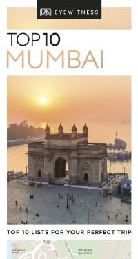 Cover DK Eyewitness Top 10 Mumbai