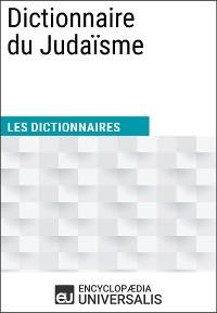Cover Dictionnaire du Judaïsme