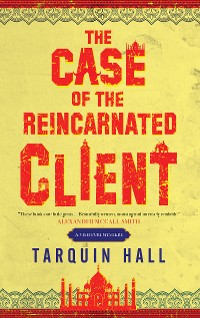 Cover Case of the Reincarnated Client