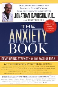 Cover Anxiety Book