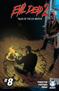 Cover Evil Dead 2: Tales of the Ex-Mortis Chapter 8