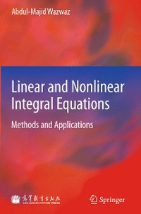 Cover Linear and Nonlinear Integral Equations
