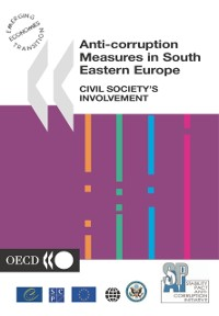 Cover Anti-corruption Measures in South Eastern Europe Civil Society's Involvement