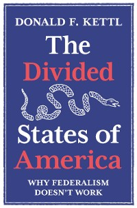 Cover The Divided States of America