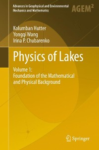 Cover Physics of Lakes