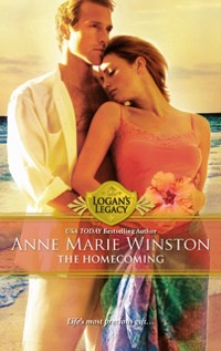 Cover Homecoming (Logan's Legacy, Book 18)