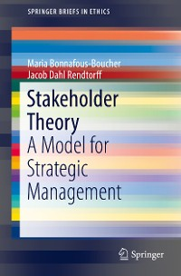 Cover Stakeholder Theory