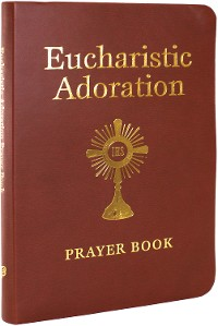 Cover Eucharistic Adoration Prayer Book