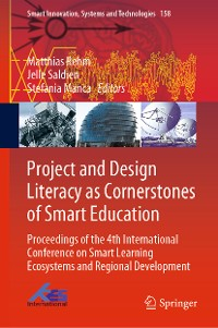 Cover Project and Design Literacy as Cornerstones of Smart Education