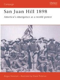 Cover San Juan Hill 1898