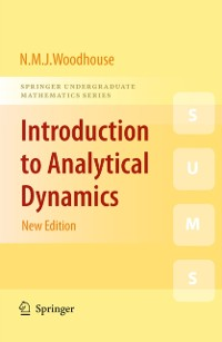 Cover Introduction to Analytical Dynamics
