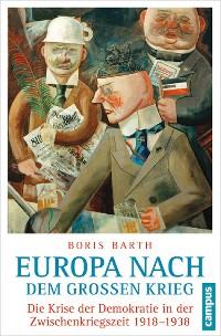 Cover Europa nach dem Großen Krieg