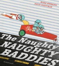 Cover Naughty Naughty Baddies