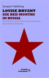 Cover Six red months in Russia