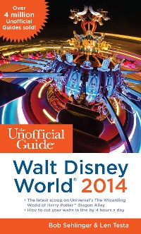 Cover The Unofficial Guide to Walt Disney World 2014