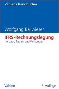 Cover IFRS-Rechnungslegung