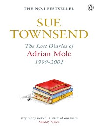 Cover The Lost Diaries of Adrian Mole, 1999-2001