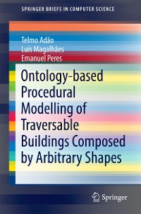 Cover Ontology-based Procedural Modelling of Traversable Buildings Composed by Arbitrary Shapes