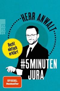 Cover #5MinutenJura