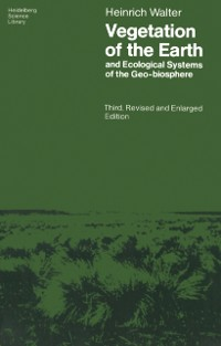 Cover Vegetation of the Earth and Ecological Systems of the Geo-biosphere