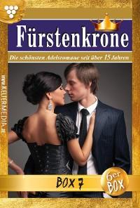 Cover Fürstenkrone Jubiläumsbox 7 - Adelsroman
