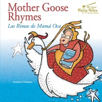 Cover Bilingual Fairy Tales Mother Goose Rhymes
