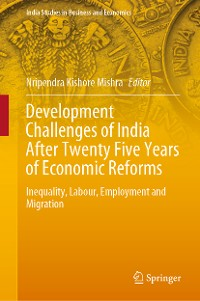 Cover Development Challenges of India After Twenty Five Years of Economic Reforms