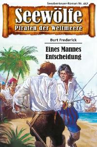 Cover Seewölfe - Piraten der Weltmeere 457