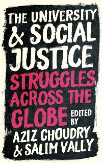 Cover The University and Social Justice