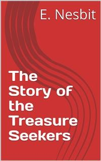 Cover The Story of the Treasure Seekers