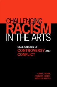 Cover Challenging Racism in the Arts