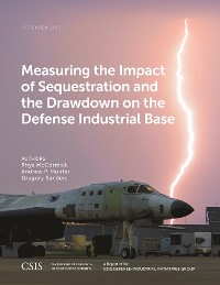 Cover Measuring the Impact of Sequestration and the Drawdown on the Defense Industrial Base