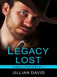 Cover Legacy Lost
