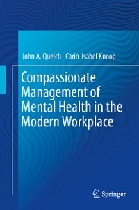 Cover Compassionate Management of Mental Health in the Modern Workplace
