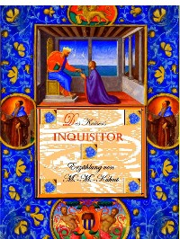 Cover Des Kaisers Inquisitor