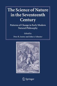 Cover The Science of Nature in the Seventeenth Century