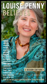 Cover Louise Penny Believes - Louise Penny Quotes And Believes [Design Edition]