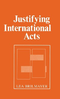 Cover Justifying International Acts