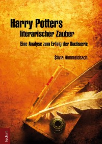 Cover Harry Potters literarischer Zauber