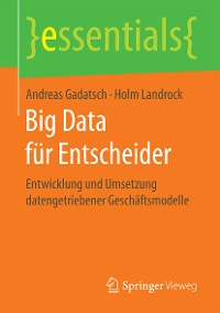 Cover Big Data für Entscheider