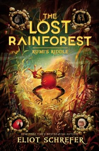 Cover Lost Rainforest #3: Rumi's Riddle