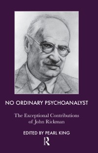 Cover No Ordinary Psychoanalyst